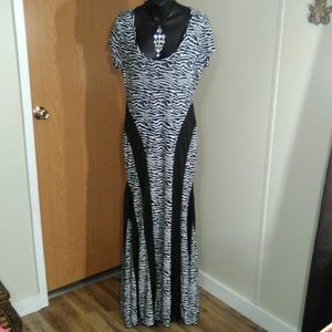 Dots dress size large